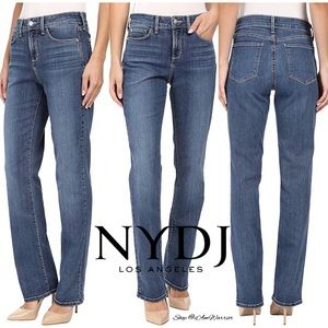 NWT NYDJ stretch lift & tuck high waisted jeans